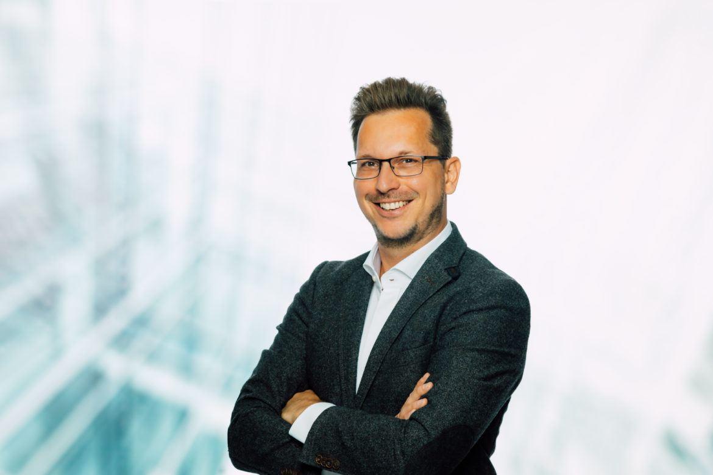 iLOQ employee Sebastian Schanda